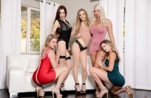 Teen Orgy Pics