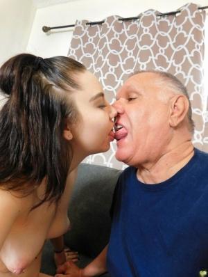 Old Man Teen Pics