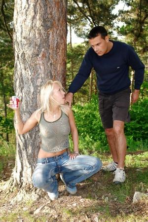 Outdoor Teen Pics