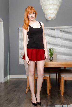 Redhead Teen Pics